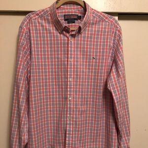 Men's Vineyard Vines Collegiate Button-Down Shirt